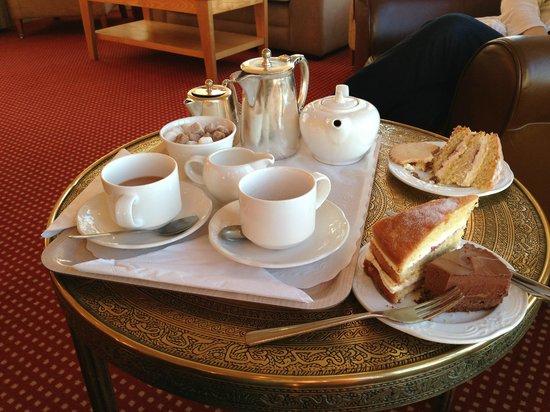 Treglos Hotel: Afternoon Tea