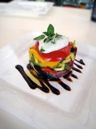 Elia: grilled vegetables