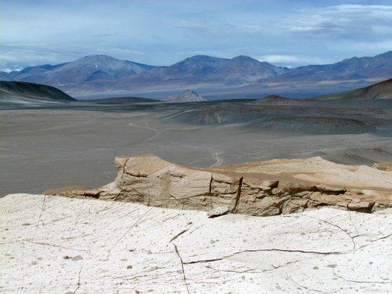 Antofagasta de la Sierra, Argentina: La Pómez 2