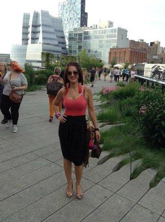 NYC Adventures: Highline NYC.