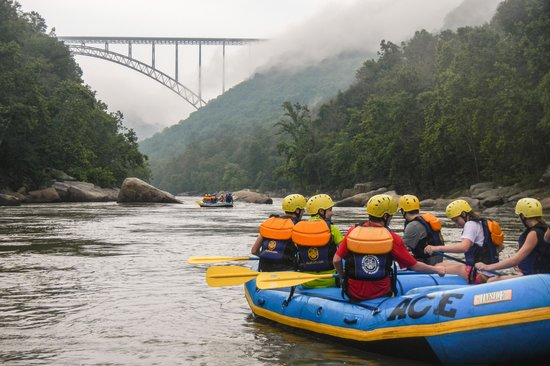 ACE Adventure Resort - Day Tours: Approaching the Last Rapids