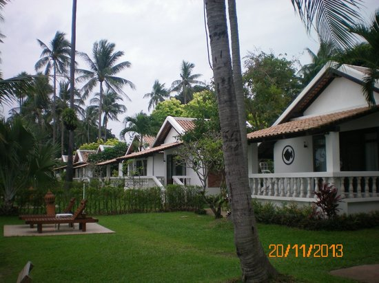 Samui Palm Beach Resort & Hotel: Beach Villas
