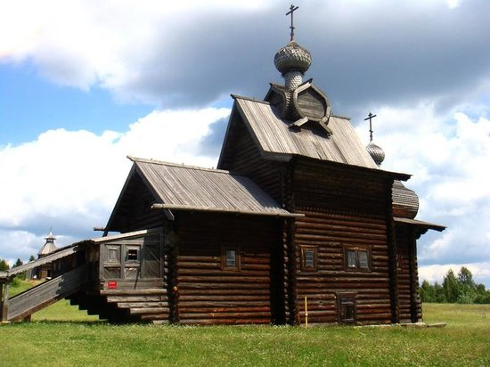 Khokhlovka Architectural and Ethnographic Museum: Церковь