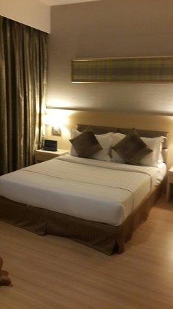 Hotel Granada Johor Bahru: Junior Suite Room