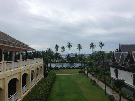 Sofitel Krabi Phokeethra Golf & Spa Resort : Blick aus der Lobby