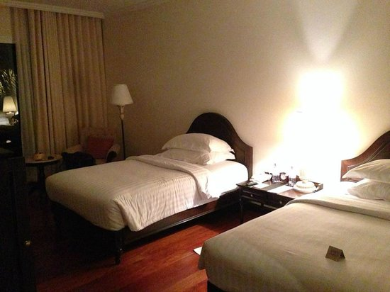 Sofitel Krabi Phokeethra Golf & Spa Resort : Zimmer