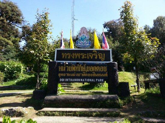 Phra Maha Dhatu Naphamethinidon and Naphaphonphumisiri Pagoda: Doi Inthanon National Park