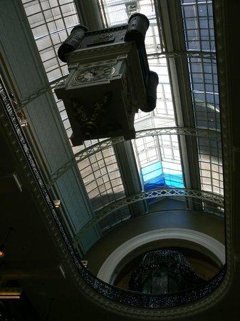 Queen Victoria Building (QVB): Queen Victoria Building