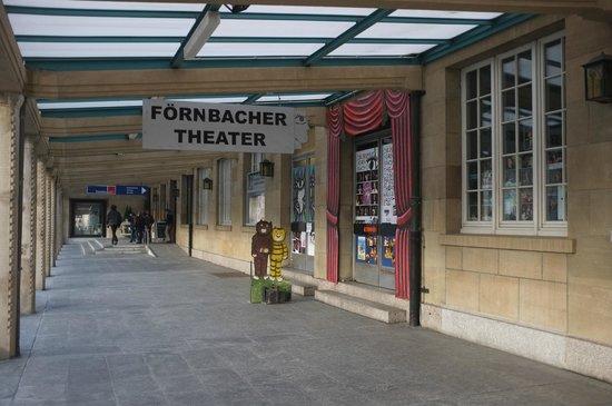 Die Helmut Föernbacher Theater Company