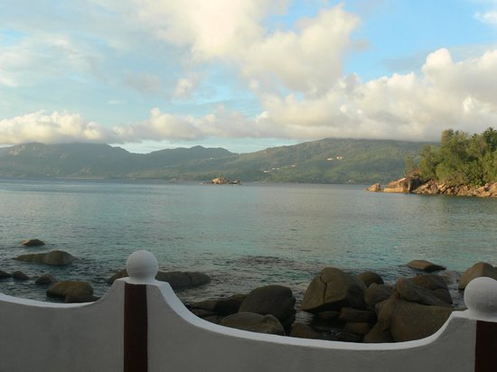 Anse Soleil Beachcomber: View from room 8
