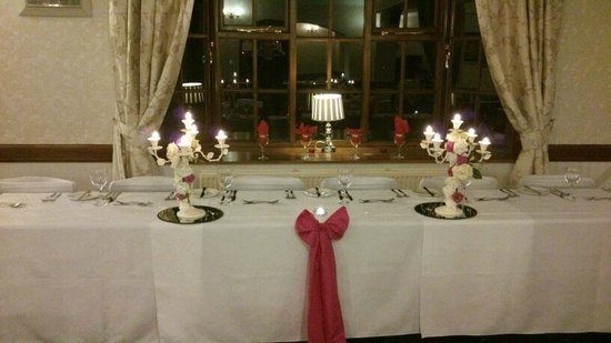 Breeze Hill Hotel: Our newly upgraded function room
