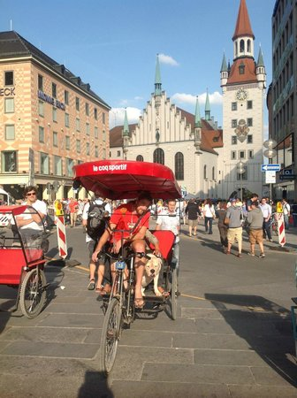 Pedal Munich - City Guided Tours