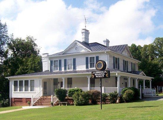 Clarksville Regional Museum