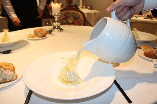 El Bohio: Загадочный пакетик супа