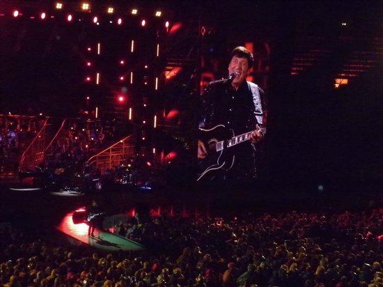 Arena di Verona: Concerto di Gianni Morandi in Arena settembre 2013