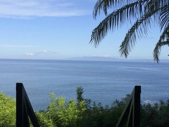 Ocotal Beach Resort : View from patio