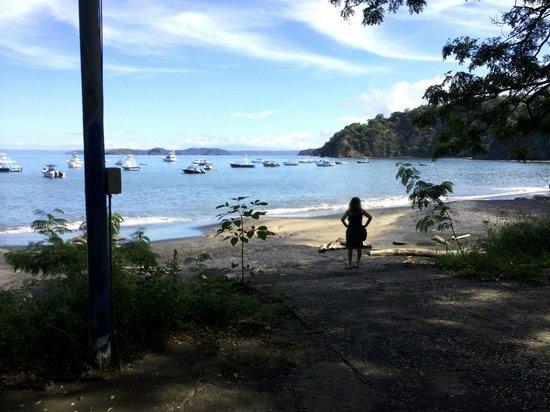 Ocotal Beach Resort : Beach