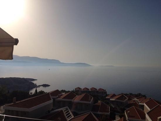 Proteas Blu Resort: view at breakfast