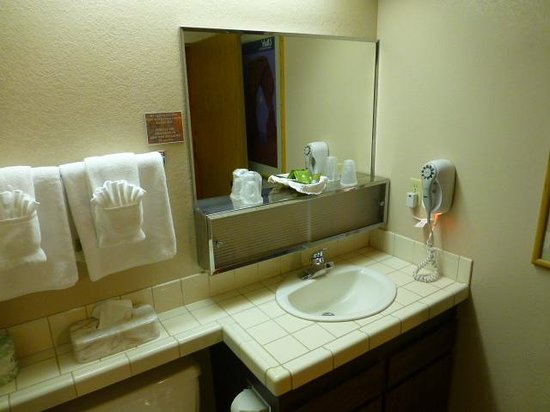 Red Stone Inn : Bathroom