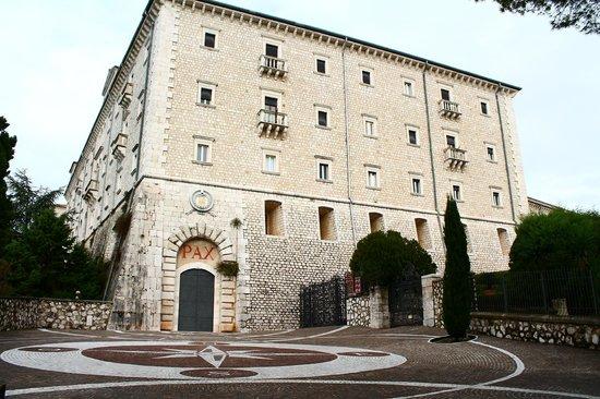 Hotel La Pace: Abbazia di Montecassino