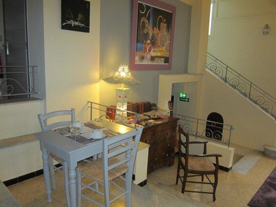 Réception Le Chantilly