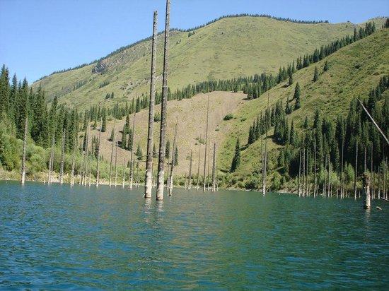 Kolsai Lakes: Kolsia Lakes - Kazakhstan
