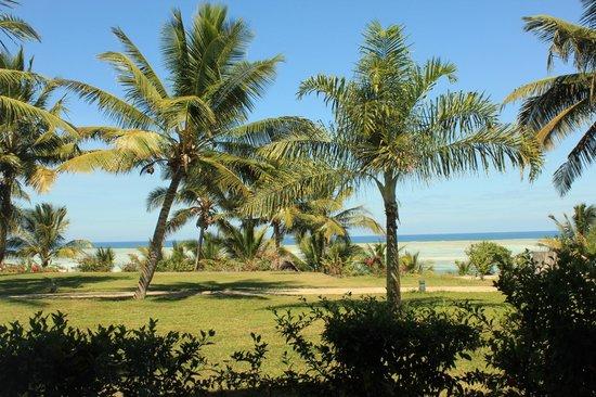 Melia Zanzibar: View from my room