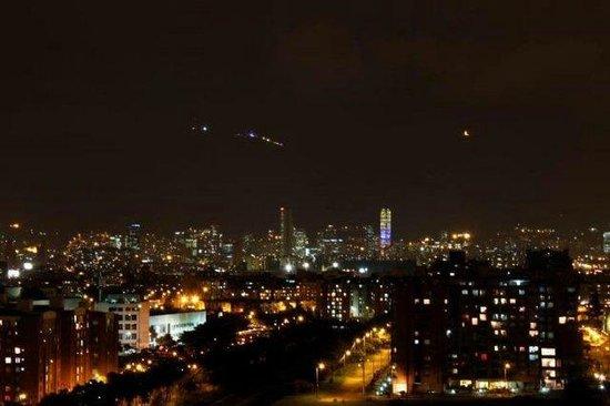 Radisson AR Hotel Bogota Airport: Vista panorámica de la ciudad