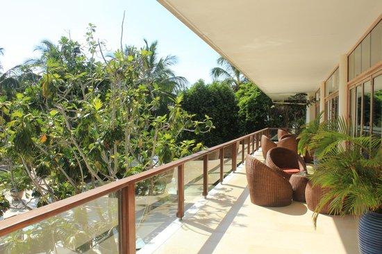 Melia Zanzibar : Terrace
