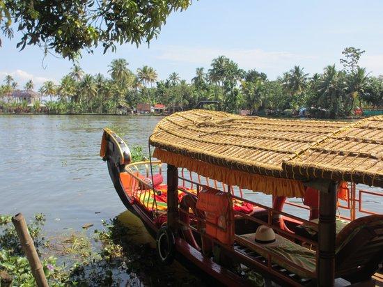 Dazzle Dew: Shikkara boat