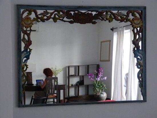 Le Safran La Suite : Living room
