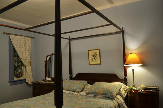 McGill Inn B&B: Blue room