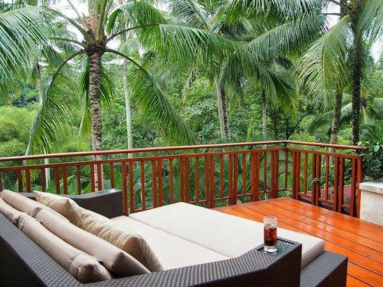 Four Seasons Resort Bali at Sayan: 1 Level Suite Balcony