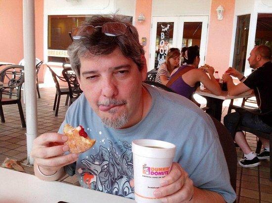 Dunkin' Donuts : Mmmmhhhhhhh..... donas....