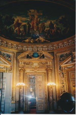 Palais du Luxembourg : Private Salon