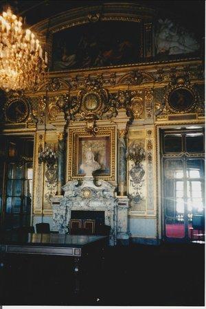 Palais du Luxembourg : Grand Salon