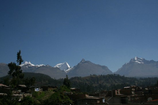 Churup Guest House: Good morning view