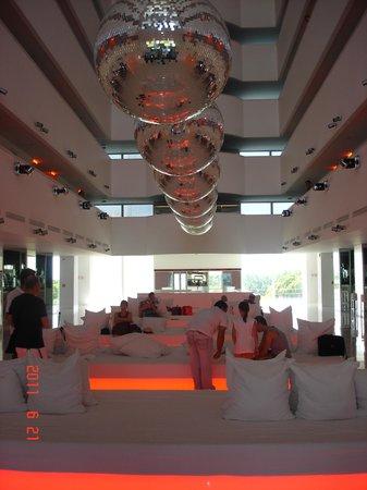 Hotel Su: холл