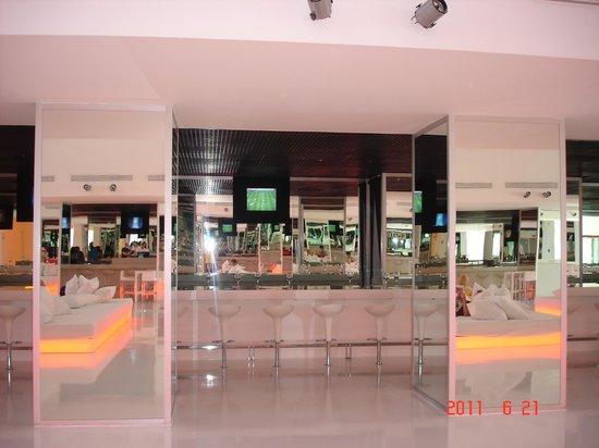 Hotel Su: лобби бар
