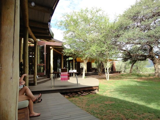 Marataba Safari Lodge: Main Lodge