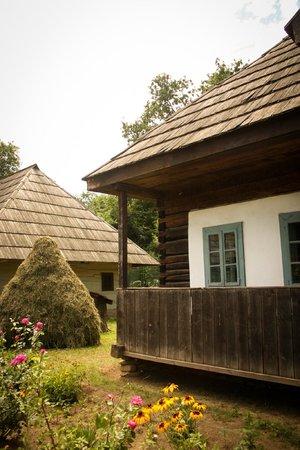 """Muzeul National al Satului """"Dimitrie Gusti"""": Romanian House"""