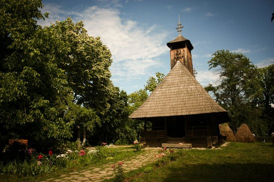 Village Museum (Muzeul Satului) : Romanian Church