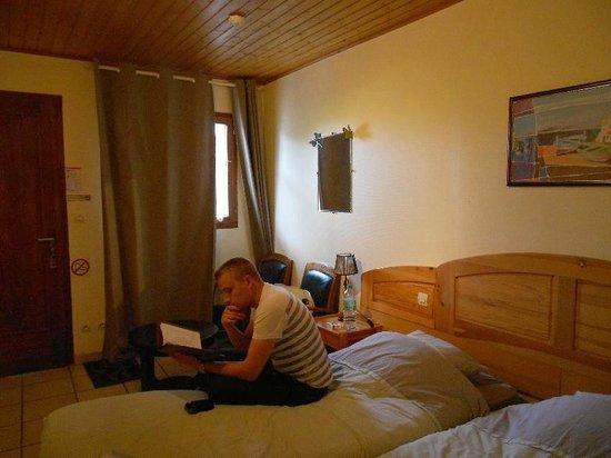 Domaine de Basil : Notre chambre