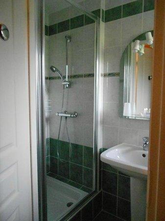 Domaine de Basil : La salle de bains