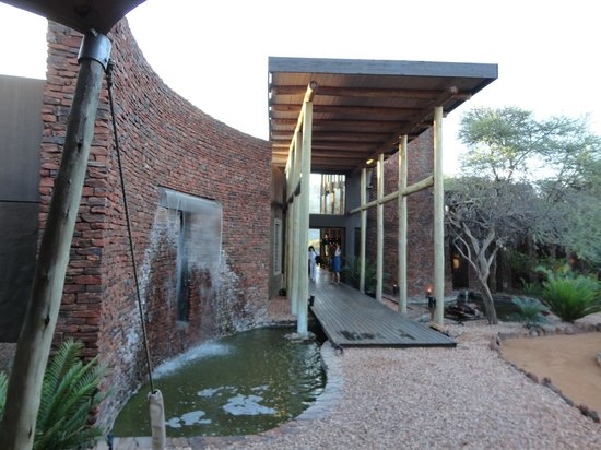 Marataba Safari Lodge: Hotel