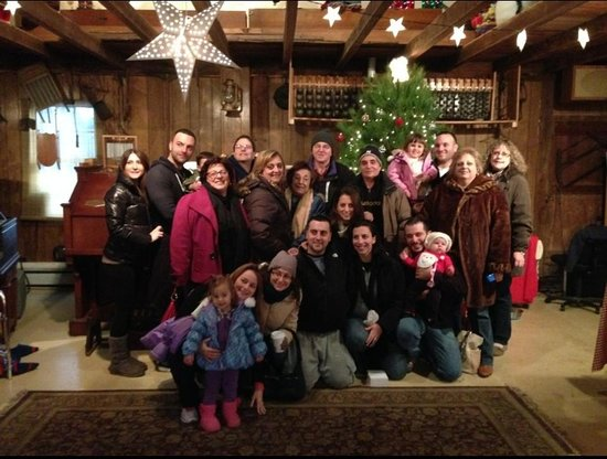 Angevine Farm : Carolini Family