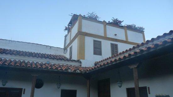 Hotel Casa del Arzobispado: Mirador