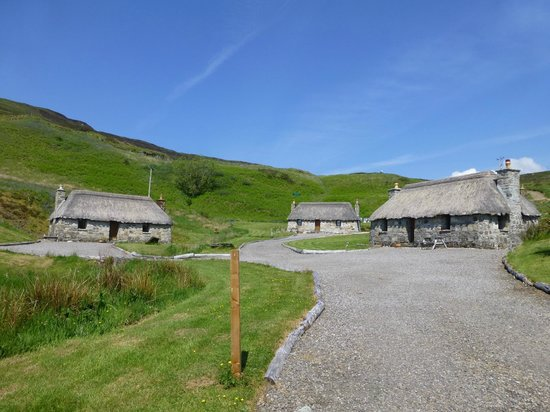Mary's Cottages : Peacefull Location