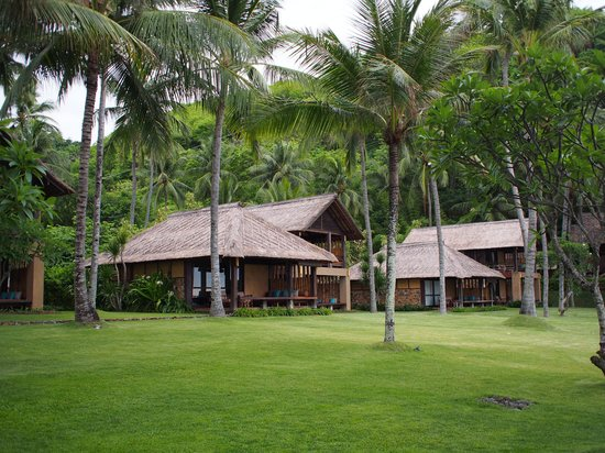 Jeeva Klui Resort: The lawn