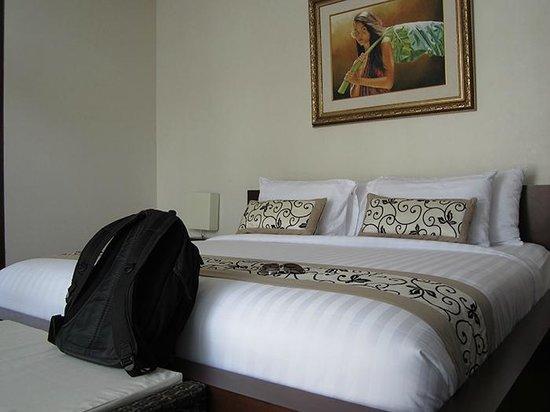 Daluman Villas : Inner Room of the Villa